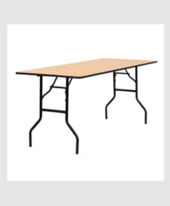 Tables rectangular