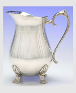 Water-Pitcher-Silverplate