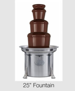 Chocolate Fountain 25